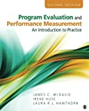 Program Evaluation and Performance Measurement 2nd Edition