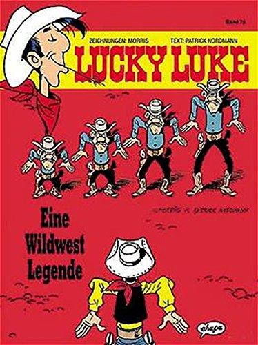 Lucky Luke, Bd. 76, Eine Wildwest Legende