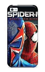 Premium Protective Hard Case For Iphone 5c- Nice Design - The Amazing Spider-man 12 2053903K43541178