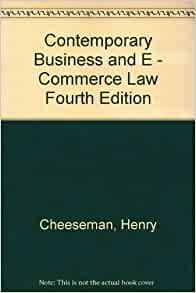 Business law 8th edition cheeseman e books free 51m7rlxhkllsy291bo1204203200ql40g fandeluxe Choice Image