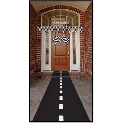 Racetrack Runner double stick Party Accessory