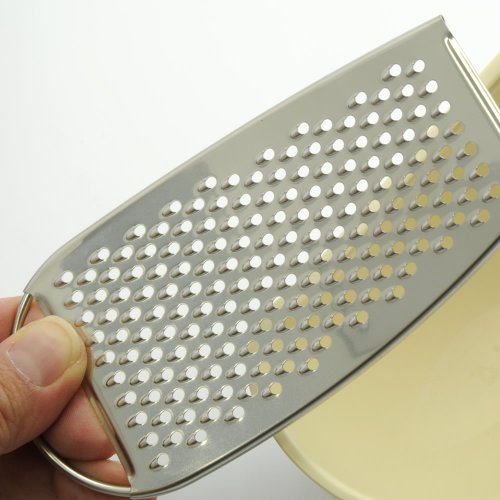 Want A di Alessi Parmenide Grater Color: White Ivory reviews