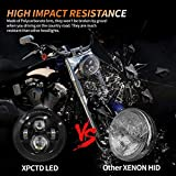 7 Inch Round LED Headlight Bulb kit With 4.5 Inch