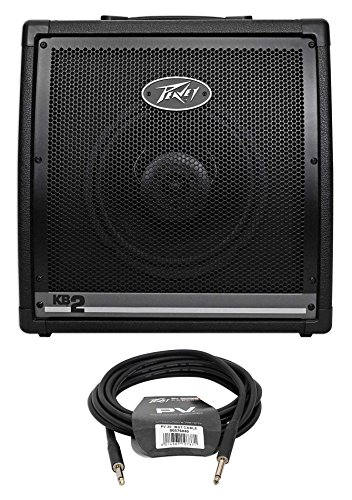 Peavey KB 2 50 Watt Keyboard Amplifier 3-Channel Combo Amp w/10