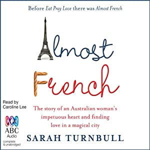 Almost French Audiobook