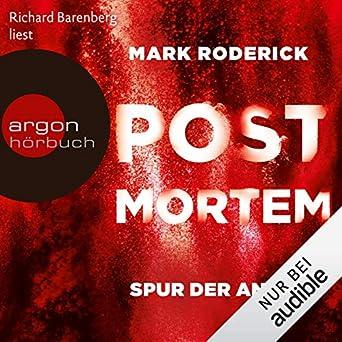 Spur der Angst: Post Mortem 4 (Hörbuch-Download): Amazon de