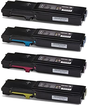 106R02746 2 Black 1 Cyan, Magenta, Yellow 106R02745 Compatible Replacement for Xerox 106R02744 Toner Cartridges. 106R02747 Five Pack of Color