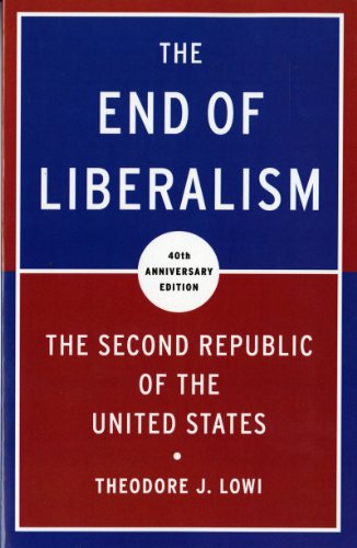 End Of Liberalism >40 Th Anniversary Ed<