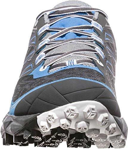 Mujer de La Sportiva Multicolor Carbon Zapatillas Blue para Woman 000 Akyra Cobalt Trail Running Tr8qFTc