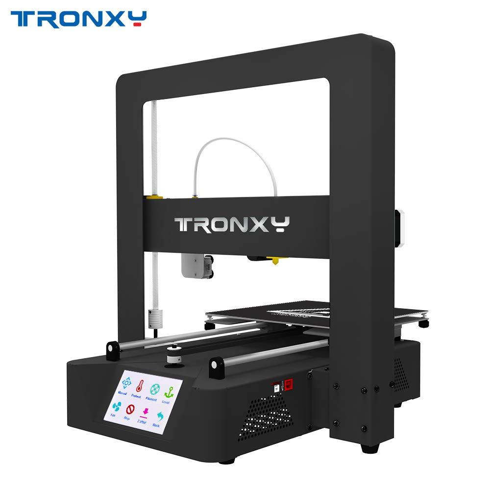 Impresora 3D Tronxy de montaje rápido, pantalla táctil X6A ...