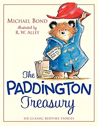 book cover of Paddington Treasury
