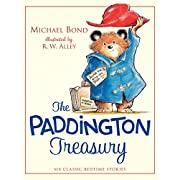 The Paddington Treasury: Six Classic Bedtime Stories