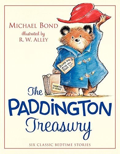 Download The Paddington Treasury: Six Classic Bedtime Stories PDF
