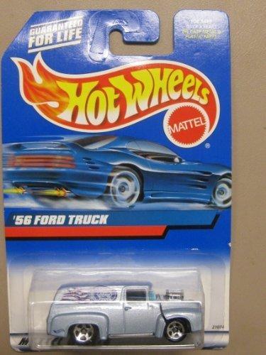 hot wheels 56 ford truck - 4