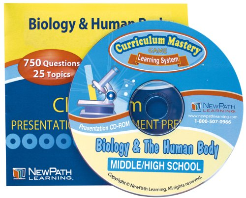 NewPath Learning Biology and The Human Body Interactive W...