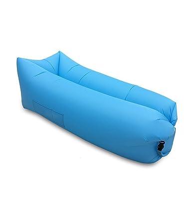 AIWOTOWOW Portable Waterproof Inflatable Air Lounger Lounge Beach Sofa Dream Chair