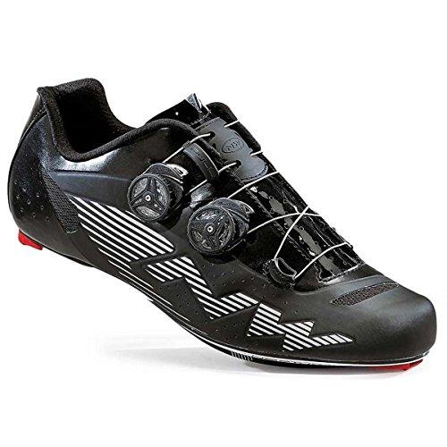 Northwave Evolution Plus Cycling Shoe 2016 (Black, 46)