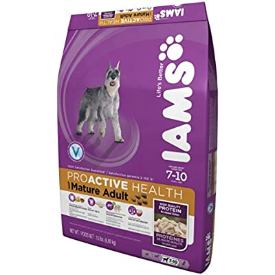 Iams Dog Food Adult 15 Lbs.