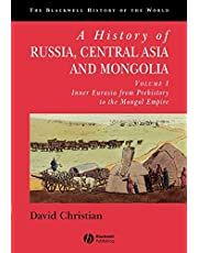 A History of Russia, Central Asia, and Mongolia, Vol. 1: Inner Eurasia from Prehistory to the Mongol Empire