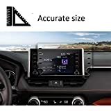 ZFM Screen Protector Compatible with 2020 Toyota