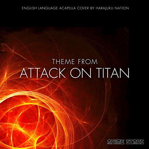 Attack On Titan Theme (English Language Acapella Cover