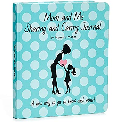 Squirrel Products Mom and Me Sharing and Caring Journal - Mother and Daughter Interactive Conversation Diary with Discussion Prompts: Toys & Games