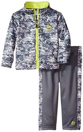 RBX Baby Boys' 2 Piece Set  Jacket and Pants Digital Camo...