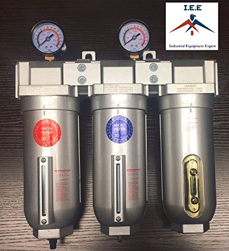 "THB 3/4"" Inline Compressed Air Filter Desiccant Dryer Moi..."