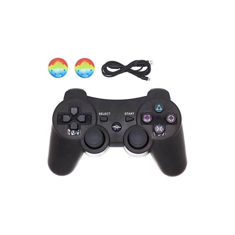 PS3 Controller, BRHE Wireless Bluetooth