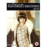 Miss Fisher's Murder Mysteries Region 2