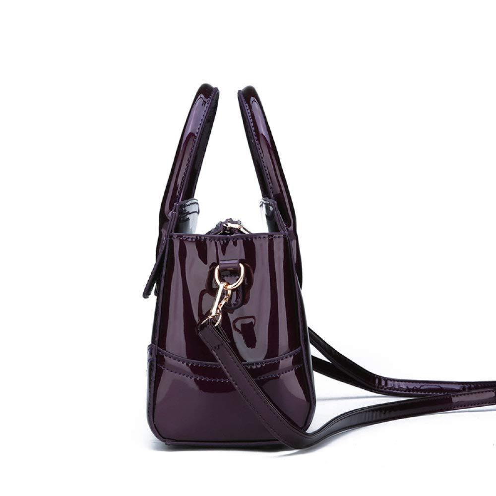 Damväska kuvertväska kuvertväska handväska modeväska mode komfort läderväska svart