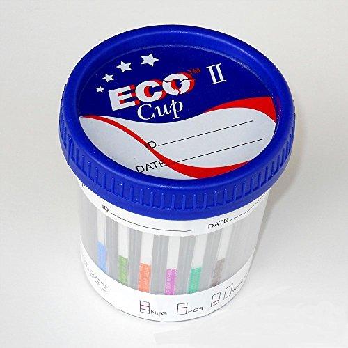 ECO-Cup-II-10-Panel-Urine-Multi-Drug-Test-Kit-50AMPK2-SpiceBUPBZOCOCmAMPMDMAOPIOXYTHCMultiple-Quantities