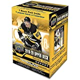 2019 2020 Upper Deck Hockey Series One Factory Sealed Unopened Blaster Box of 8 Packs Possible Young Guns Rookies and Jerseys