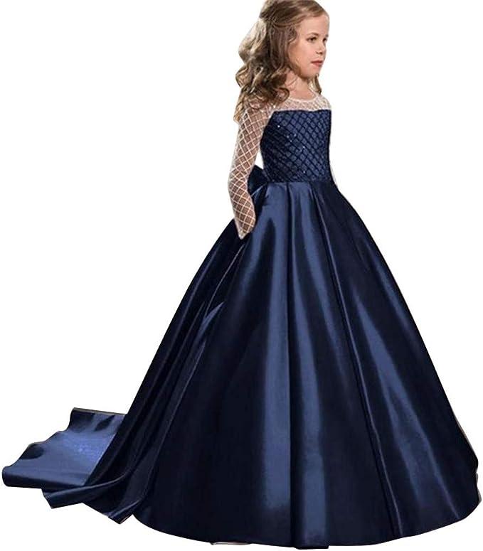 Vestiti Eleganti 15 Anni.Rokoy Vestito Da Principessa Elegante Da Ragazza Compleanno Festa