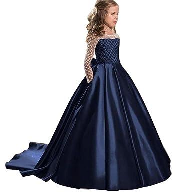 design senza tempo 85c6d 01303 Rokoy Vestito da Principessa Elegante da Ragazza Compleanno Festa ...