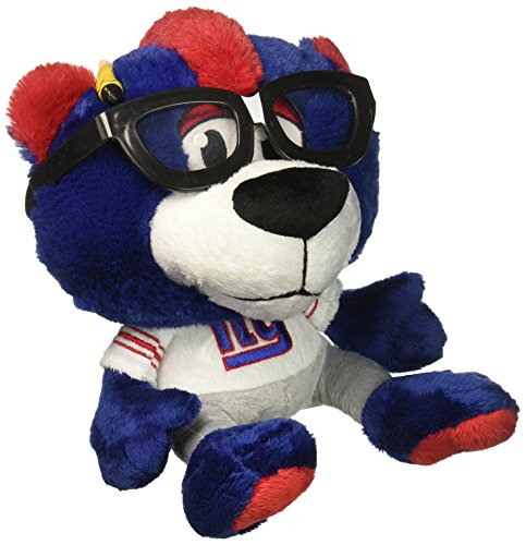 - Fabrique Innovations NFL Study Buddy Mascot Plush Toy, New York Giants