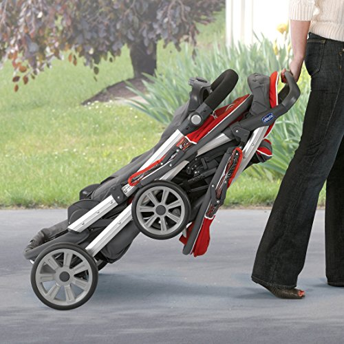 Amazon.com : Chicco Cortina Together Double Stroller, Ombra : Baby