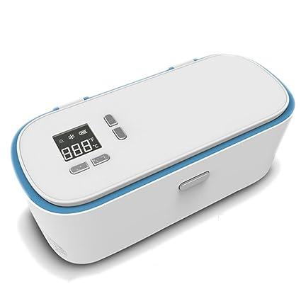 YLLXX Refrigerador De Insulina Refrigerador Portátil De 2-25 ° Termostato De Fármaco para Automóvil
