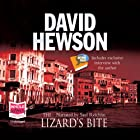 The Lizard's Bite Audiobook by David Hewson Narrated by Saul Reichlin