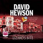 The Lizard's Bite   David Hewson