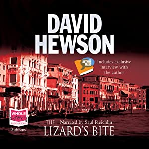 The Lizard's Bite Audiobook