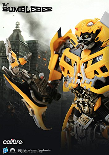 Calibre Transformers Bumblebee Statue 14 Inch Limited Edition
