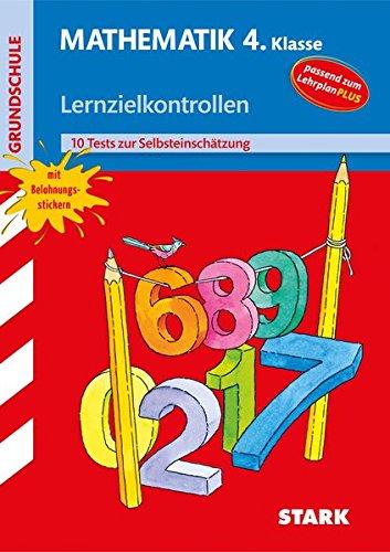 Lernzielkontrollen Grundschule - Mathematik 4. Klasse