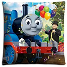"""18x18 18""""x18"""" 45x45cm bench pillow protectors cases Cotton Polyester durable Protectors Thomas the Tank Engine & Friends"""