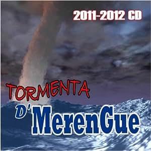 Tormenta de Merengue (2011 -2012 CD)