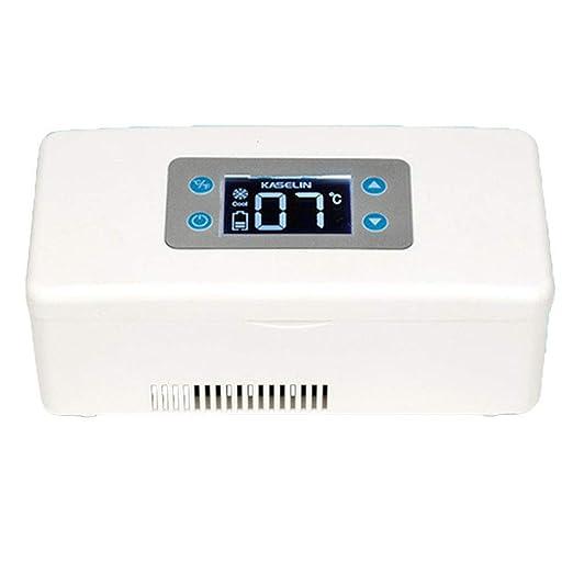 HPDOH Mini Refrigerador PortáTil De Insulina, Congelador De ...