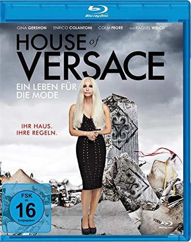 House of Versace [ NON-USA FORMAT, Blu-Ray, Reg.B Import - Germany - Usa Versace