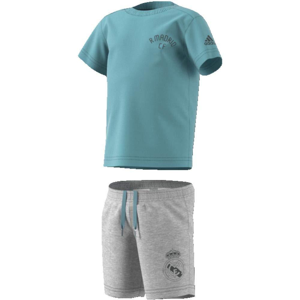 adidas Mini Me Real Madrid Set Conjunto Deportivo, Unisex niños ...