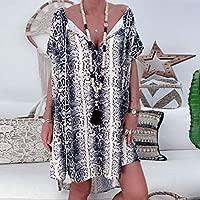 vestido playa mujer Tallas Grandes,Wave Camisolas y Pareos ...