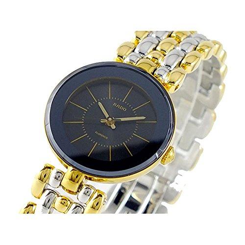 Rado Florence R48745173 23mm Multicolor Steel Bracelet & Case Synthetic Sapphire Women's Watch